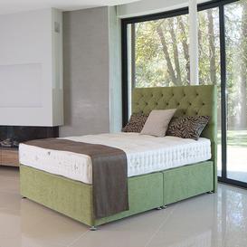 image-Florence 3000 Divan Bed King 150cm x 200cm No Drawers