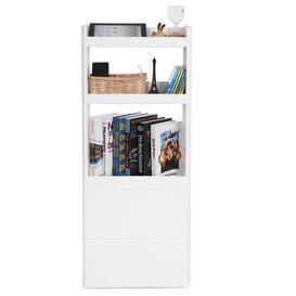 image-Freels 17Cm W x 106.5Cm H x 45Cm D Free-Standing Bathroom Shelves