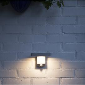 image-Lois LED Outdoor Sconce with Motion Sensor