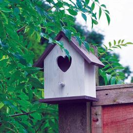 image-Gutshall Mounted Birdhouse Dakota Fields