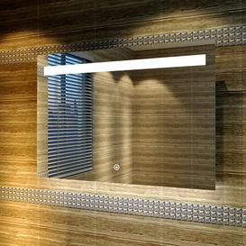 image-Arley Fog Free Bathroom Mirror Wade Logan