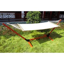 image-Birmingham Cotton Hammock with Stand Sol 72 Outdoor