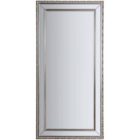 image-Arnaz Rectangular Mirror, Pewter