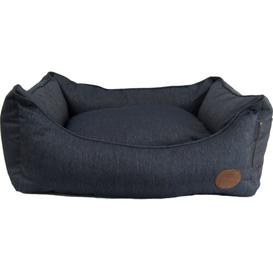 image-Berg Bolster Cushion in Brown Archie & Oscar