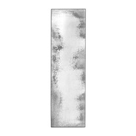 image-Ethnicraft - Heavy Aged Rectangular Mirror - Clear