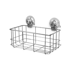 image-Super Suction Brogdon Shower Caddy Symple Stuff