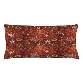 image-Gunlef Winter Xmas Outdoor Cushion Cover Ebern Designs Size: 40cm H x 90cm W