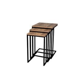 image-Parikh 3 Piece Nest of Tables