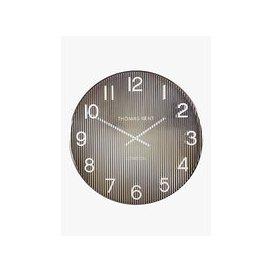 image-Thomas Kent Linear Analogue Wall Clock