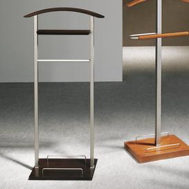 image-Mclaren Valet Stand Ebern Designs Finish: Moka