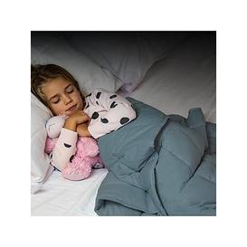 image-Rest Easy Sleep Better Weighted Blanket In Grey &Ndash 3 Kg &Ndash 90 X 120 Cm