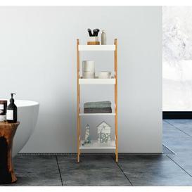 image-36 x 110cm Bathroom Shelf Symple Stuff
