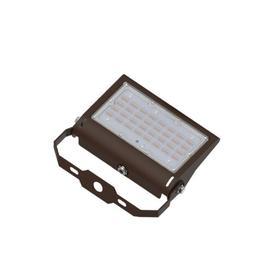 image-Smart Flood LED Outdoor Wall Light with Motion Sensor Specta