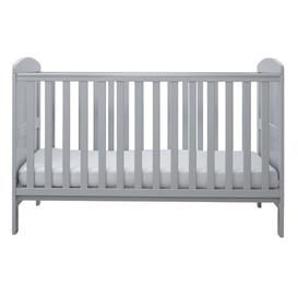 image-Cot Bed with Mattress Ickle Bubba Mattress Type: Coil Sprung