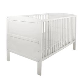 image-Rosenfeld Cot Bed with Mattress