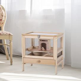 image-Bryony Hamster/Gerbil Cage with Ramp
