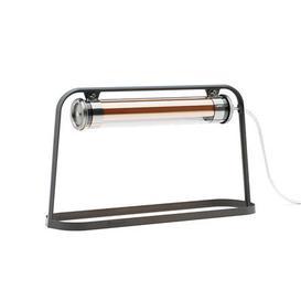 image-Astrup LED Table lamp - / L 60 cm by SAMMODE STUDIO Copper,Black,Transparent
