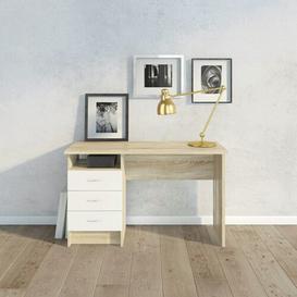 image-Chittenden Writing Desk Ebern Designs