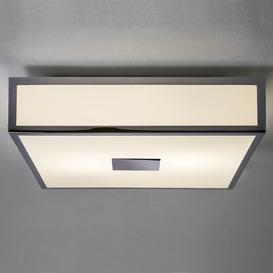 image-Astro 1121040 Mashiko LED Flush Ceiling Light In Polished Chrome - Length: 300mm