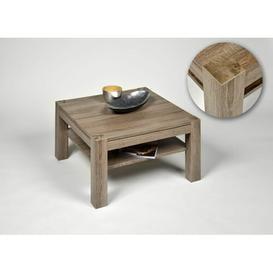 image-Norah Coffee Table with Storage (Set of 2) Natur Pur Size: 42cm H x 80cm W x 80cm D, Colour: Truffle Colour
