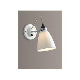 image-Original BTC Hector Medium Dome Switched Wall Light