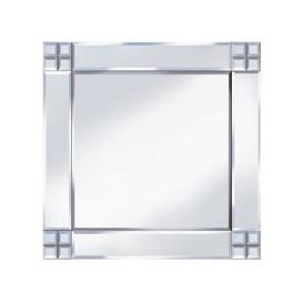 image-Multi-Square Design 60x60 Decorative Mirror
