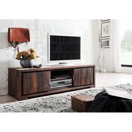 """image-Pure TV Stand for TVs up to 70"""" Massivmoebel24"""