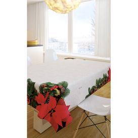 image-Christmas Tablecloth Saint Clair Paris Size: 145cm W x 145cm L