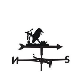 image-Kingfisher Weathervane - Large (Traditional)