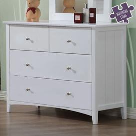 image-Tweedle 4 Drawer Chest The Children's Furniture Company