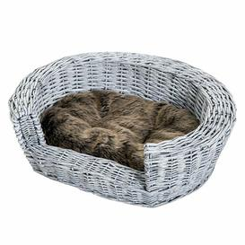 image-Cat Bed Symple Stuff Size: Large - 74cm L x 59cm W