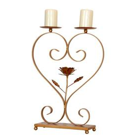image-Metal Candelabra Marlow Home Co.