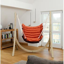 image-Hanging Chair with Stand Freeport Park