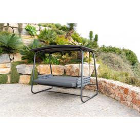 image-Alexander Rose Portofino Garden Furniture Swing Seat Bed