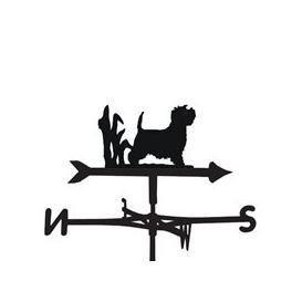 image-Westie Dog Weathervane  - Large (Traditional)