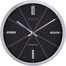 image-Smiths Downing 25cm Wall Clock Roger Lascelles Clocks