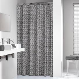 image-Broughton Polyester Shower Curtain