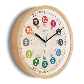 image-Children 30.5cm Silent Wall Clock