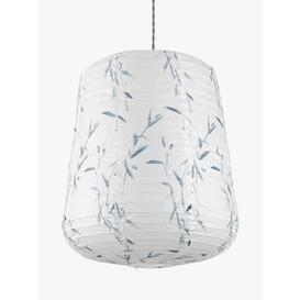 image-John Lewis & Partners Kojo Paper Lantern Easy-to-Fit Ceiling Shade, Multi