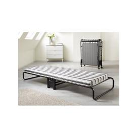 image-Jay-Be Advance Folding Bed with Rebound e-Fibre Mattress Black