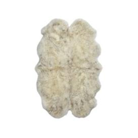 image-Quad Sheepskin Rug Sheepskin Tipped Grey