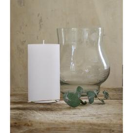image-Glass Candle Vase