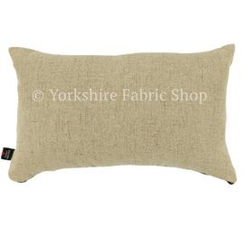 image-James Cushion with Filling Yorkshire Fabric Shop Colour: Green