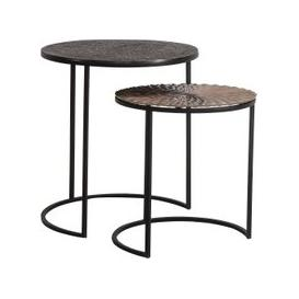 image-Ramsay Metallic Nesting Tables