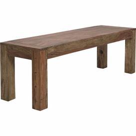 image-Wood Bench KARE Design