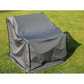 image-Patio Sofa Cover WFX Utility Size: 90cm H x 241cm W x 86cm D