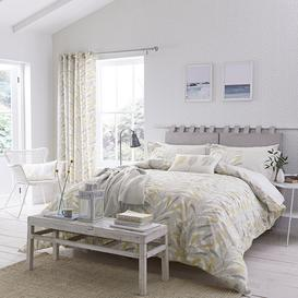 image-Sanderson - Sea Kelp Duvet Cover - Ochre - Super King