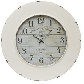 image-Oversized 70cm Wall Clock Beachcrest Home