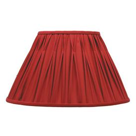 image-20.32cm Metal Empire Lamp Shade Marlow Home Co. Colour: Redcurrant
