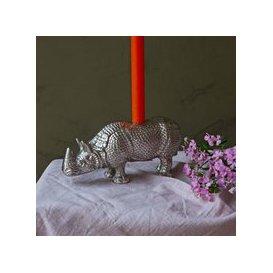 image-Roland Rhino Candle Holder